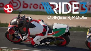 RIDE 3 Career Mode pc gameplay 1080p 60fps