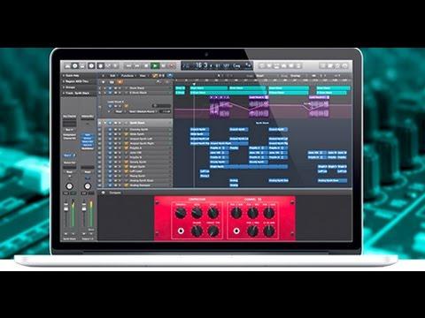 Logic Pro X Review [PT-BR]