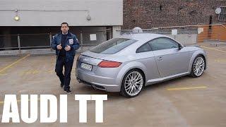 PL Audi TT quattro test i jazda prbna