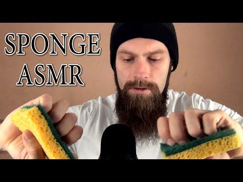 Oh! Those SPONGES! [ASMR for Sponge Admirers]