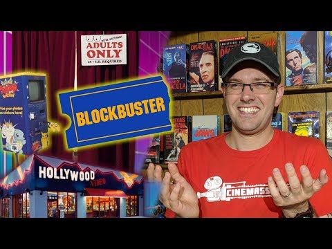 Video Rental Store Memories with Nostalgia Critic & Cinema Snob - Rental Reviews