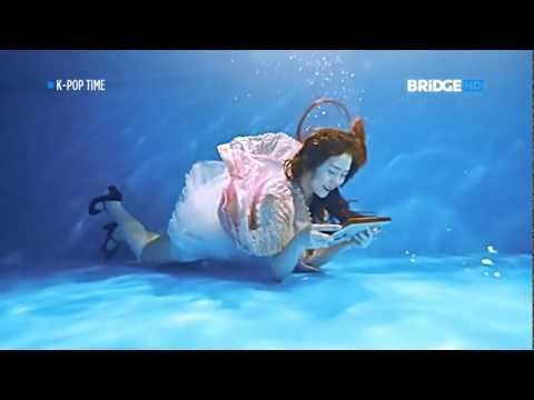 конец K-POP Time, заставка и начало Bridge chart на BRIDGE HD (30.08.2019)
