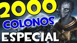 ESPECIAL 2000 COLONOS