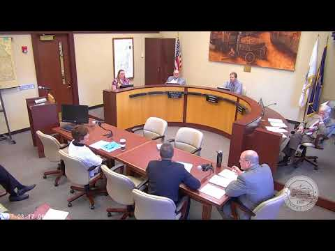 LV County BOCC Meeting for August 17, 2017