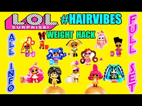 full-set-#hairvibes-with-all-info:-weight-hack,-clues,-wigs,-ball-color,-lol-surprise-by-karolina-1