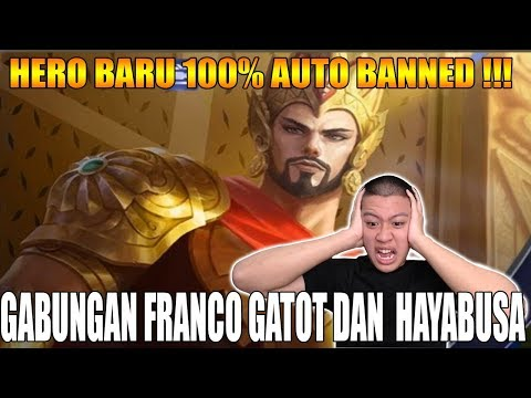 SIAP AUTO BANNED HERO BARU OVER POWER - Mobile Legend Bang Bang