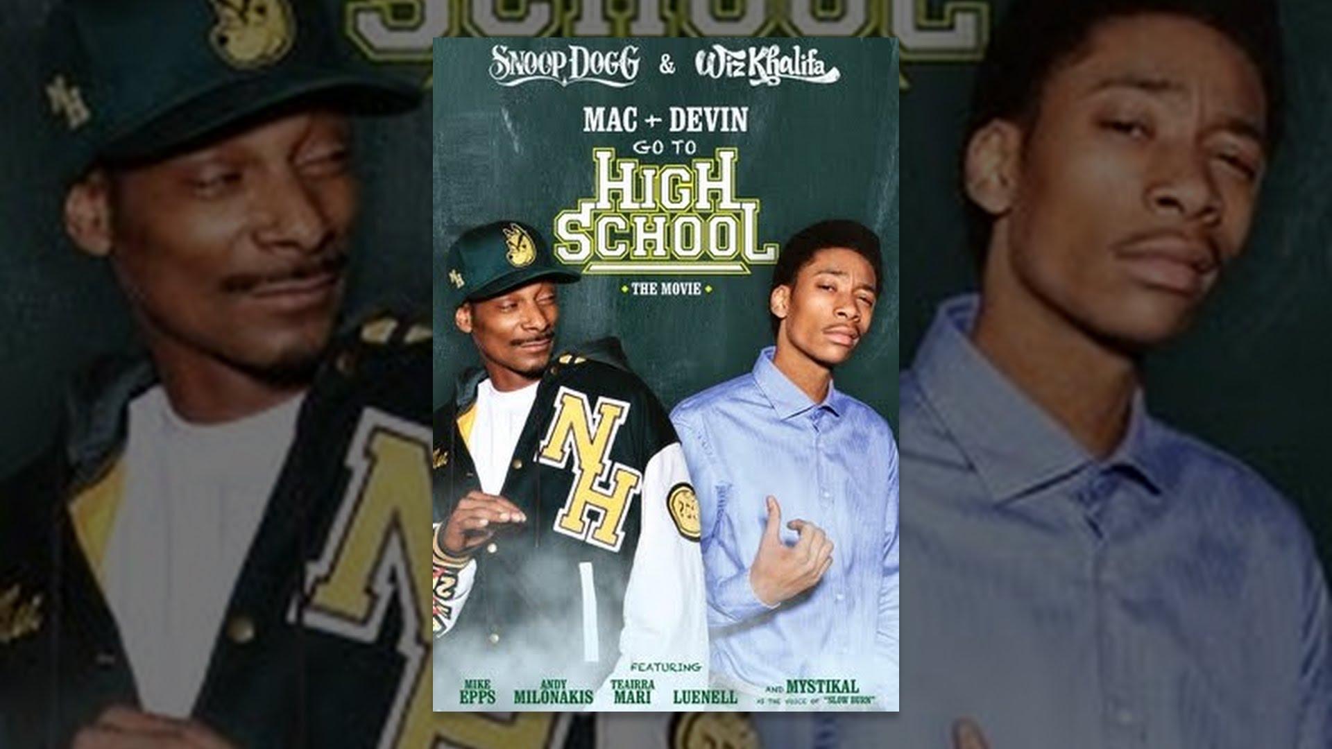 mac and devin go to highschool stream