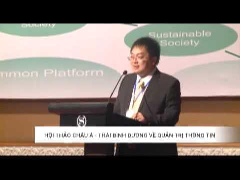 [Trường Đại học Kinh tế – ĐHQGHN] Hội thảo Châu Á  Thái Bình Dương về Quản trị Thông tin APCIM 2016