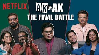 Anil Kapoor vs. Anurag Kashyap | @Tanmay Bhat, @Samay Raina, Ashish Shakya, Prashasti & @Dolly Singh