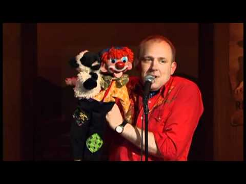 Tim Vine, Ventriloquist