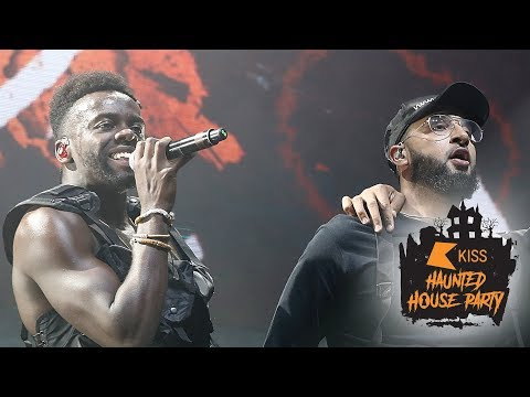 Rak-Su – I Want You To Freak (Live At The KISS Haunted House Party 2018)