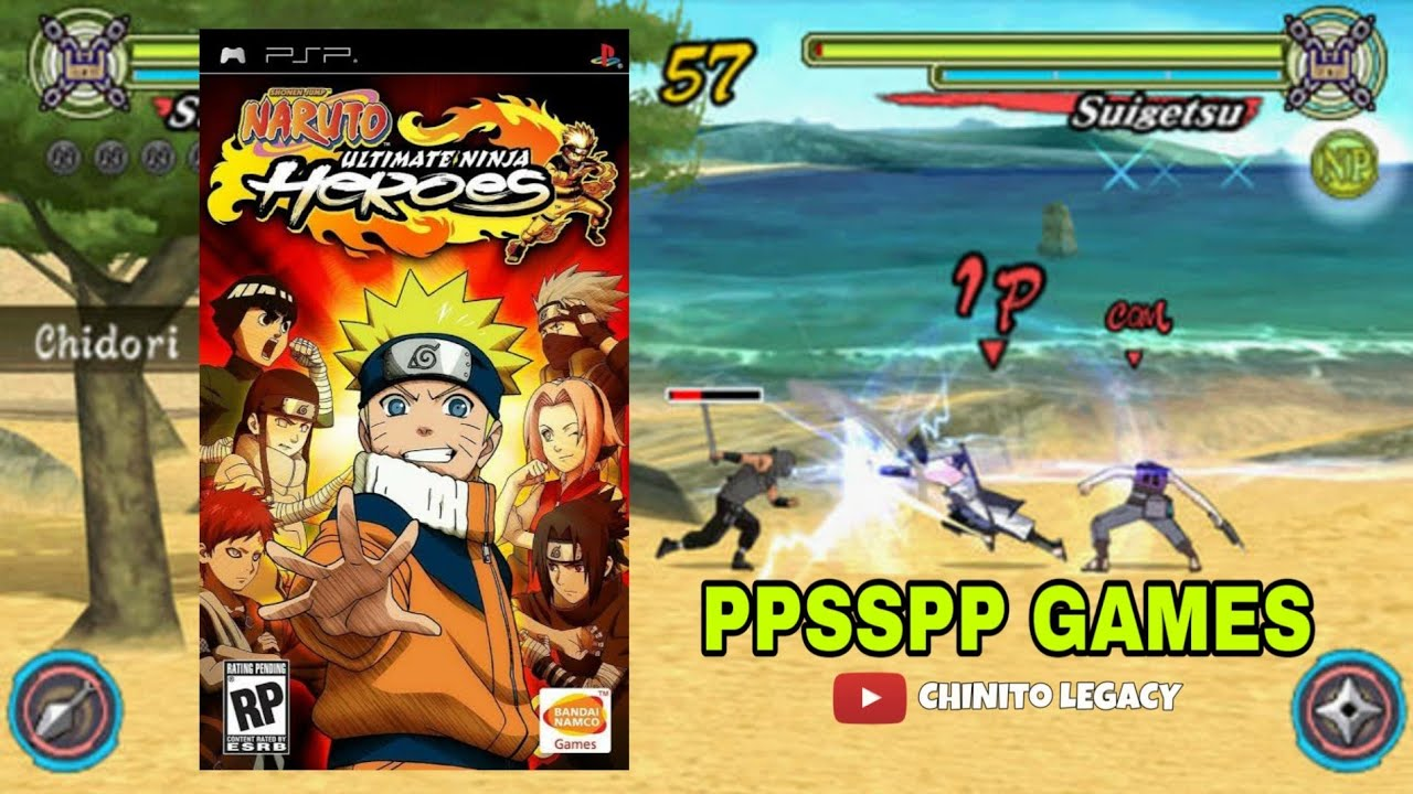 😝 Download game ppsspp cso naruto impact | Naruto Ultimate Ninja