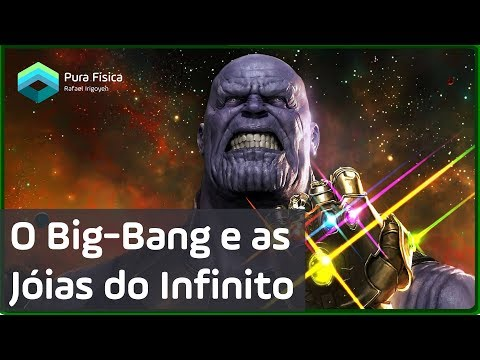 O Big Bang e as Jóias do Infinito  É Ciência 04