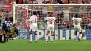 Звезды чемпионатов мира - Бекхем и Роналду