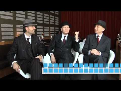 Gotan Project interview - Philippe Cohen Solal, Eduardo Makaroff and Christoph H. Müller (part 5)