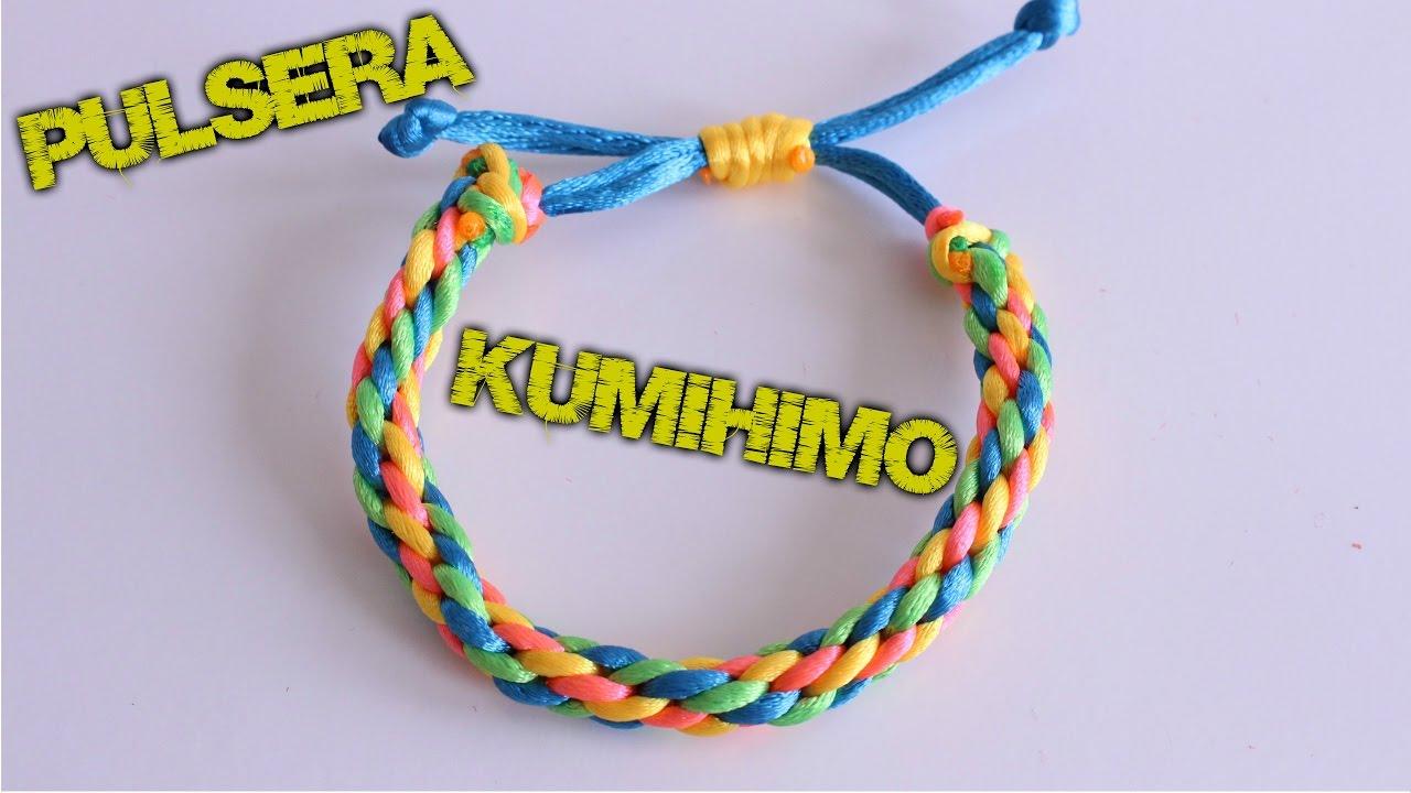 5d049059781a DIY Pulsera Kumihimo facil y rapida