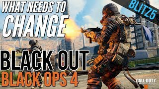 CoD: Blackout - 6 Ways to Improve Blackout (First Impressions)
