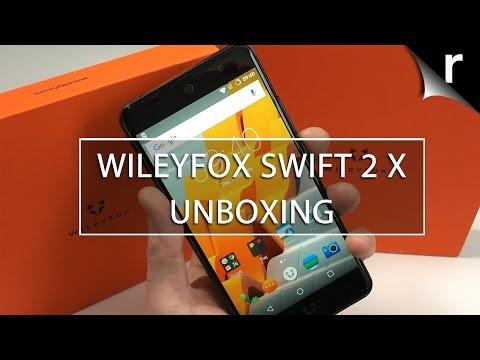 Wileyfox Swift 2 X Unboxing: Full HD UK phone for £219