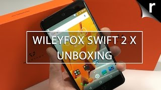 Wileyfox Swift 2 X Unboxing: Full HD UK phone for £219