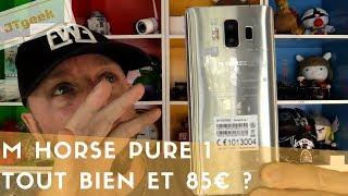 M Horse Pure 1, peut on vraiment tout avoir pour moins de 100€ ?