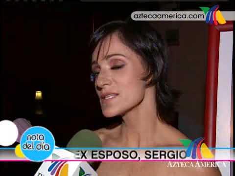 Lolita Cortes habla de su ex esposo