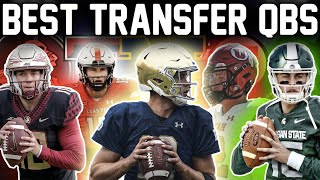 25 INSTANT IMPACT Transfer Quarterbacks (They Will Shock The College Football World)
