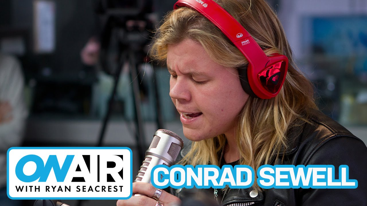 """Download Conrad Sewell LIVE - Kygo """"Firestone""""   On Air with Ryan Seacrest"""