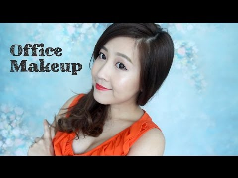 Sophisticated Office Makeup