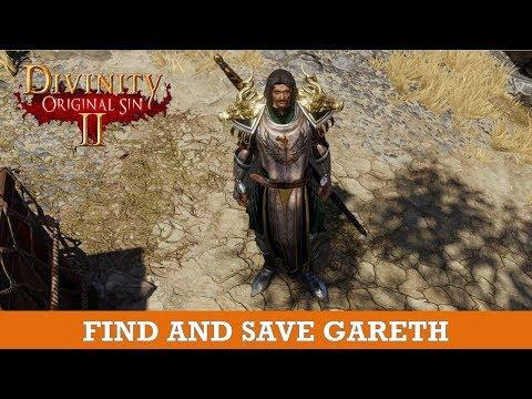 Saving Gareth Quest: Most dangerous when cornered (Divinity Original Sin 2)