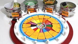 Para Toplamaca Slime Çarkı Challenge!! - Bidünya Oyuncak
