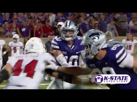 Game Highlights | K-State Football vs South Dakota - 9/1/18