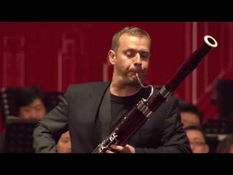 Mozart at Qingdao Bassoon Festival 2018 / China