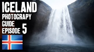Landscape Photography in Iceland - Episode 5 - Skogafoss
