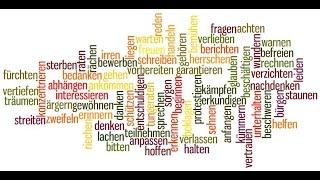 Самые важные глаголы немецкого языка! Видео-словарь!(Ссылка на канал с подобными роликами: https://www.youtube.com/channel/UCbQAwfXFtvAGA1ZV7d6VXUA Самые важные глаголы немецкого языка!..., 2016-04-13T06:39:44.000Z)