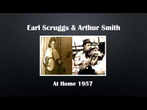 【CGUBA451】 Earl Scruggs & Arthur Smith 1957