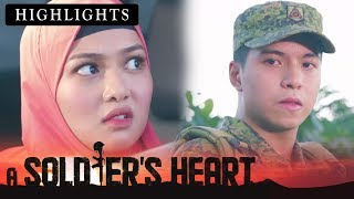 Michael meets Isabel | A Soldier