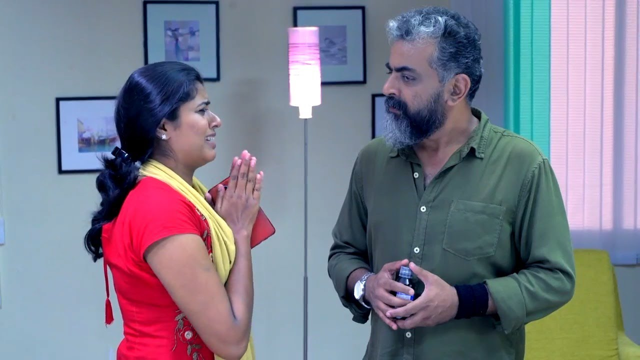 #DrRam | Experimental days for Ram  | Mazhavil Manorama