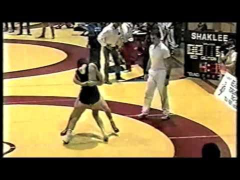 1989 Ontario Espoir Championships: Joel Boucher vs Jim Corey