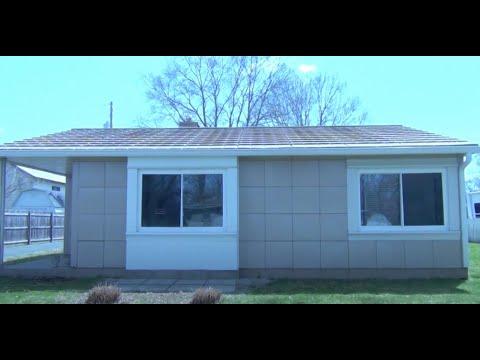 Rising  Sun,  Ohio  County,  Lustron  Home