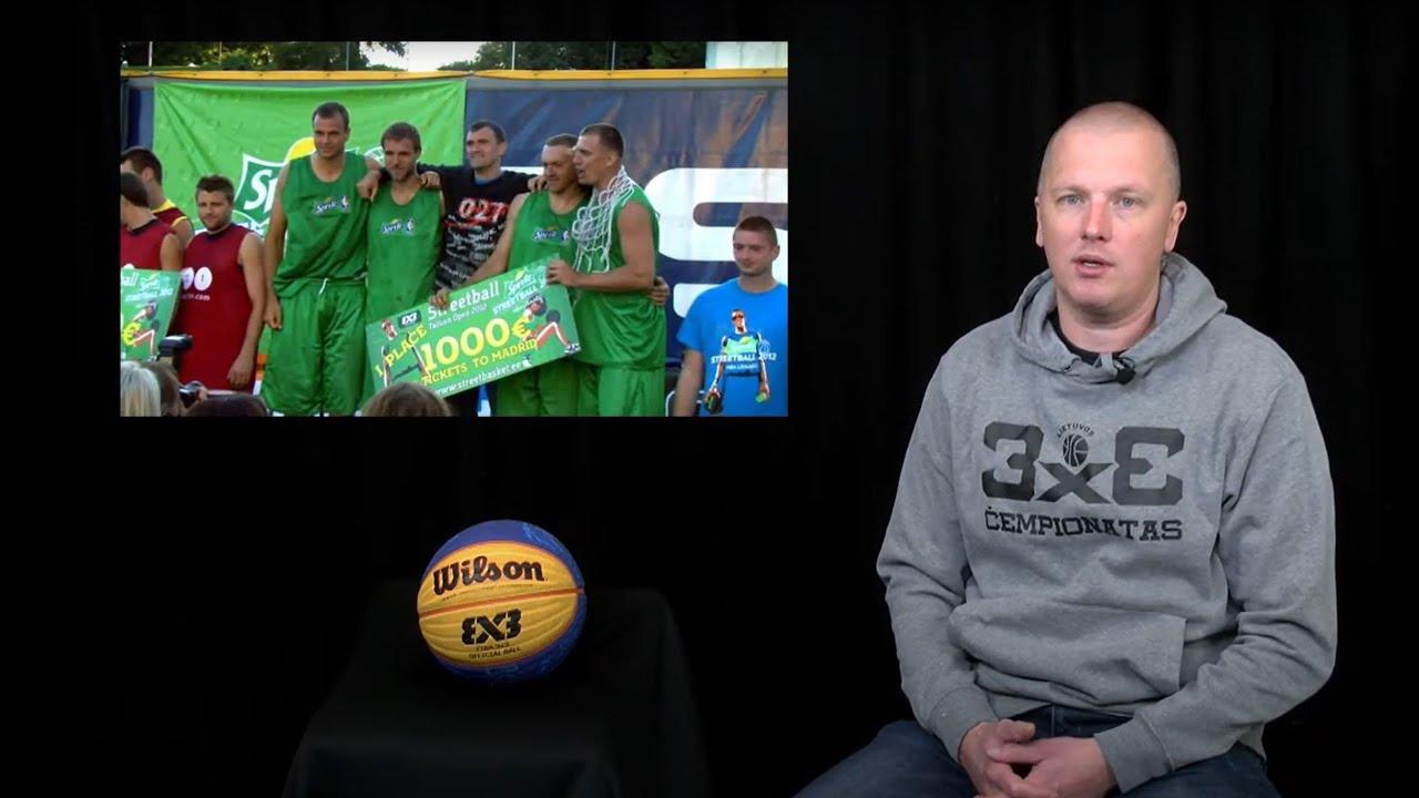 Leedu 3x3 korvpalli ajalugu ja tulevik