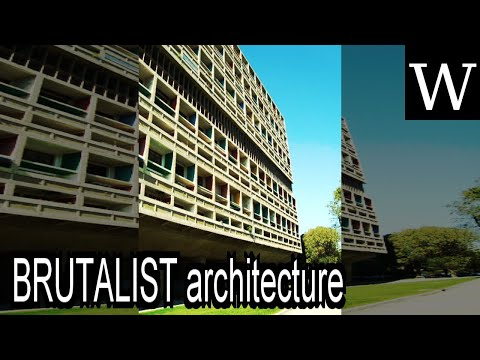 Brutalist architecture - WikiVidi Documentary