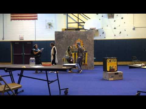 Chester Academy Odyssey of the Mind 2015