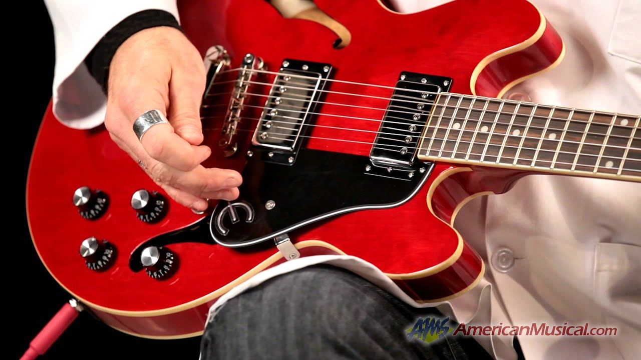 Epiphone CASINO Coupe ThinLine Hollow Body Electric