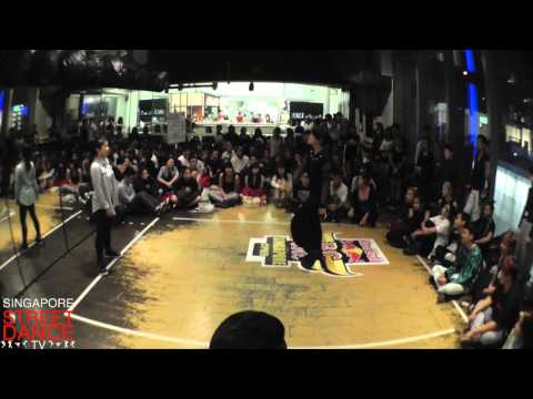 20140830 WAACK IT OUT 2014 TOP 32 AGNES VS XIAO M