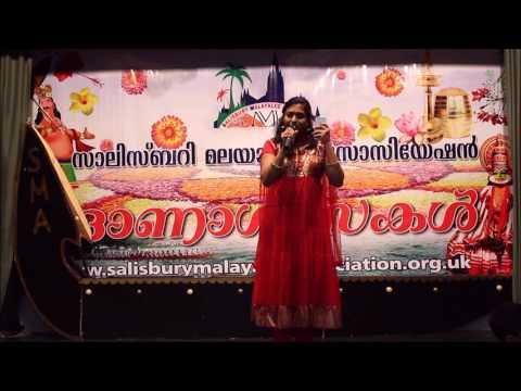 SMA Onam 2016   Anu Chandra