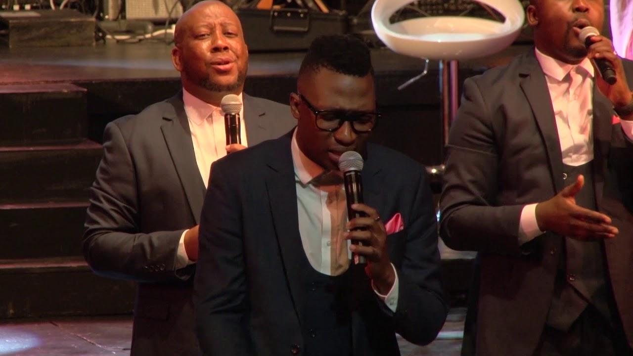 Tshwane Gospel Choir - Father Wrap Me