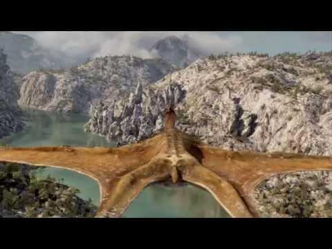 Quetzalcoatlus - Ian Cooke