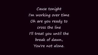 Cascada - Night Nurse (Lyrics on Screen)