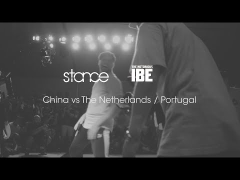 China Vs The Netherlands /  Portugal ▶.stance◀ Green Panda X The Notorious IBE