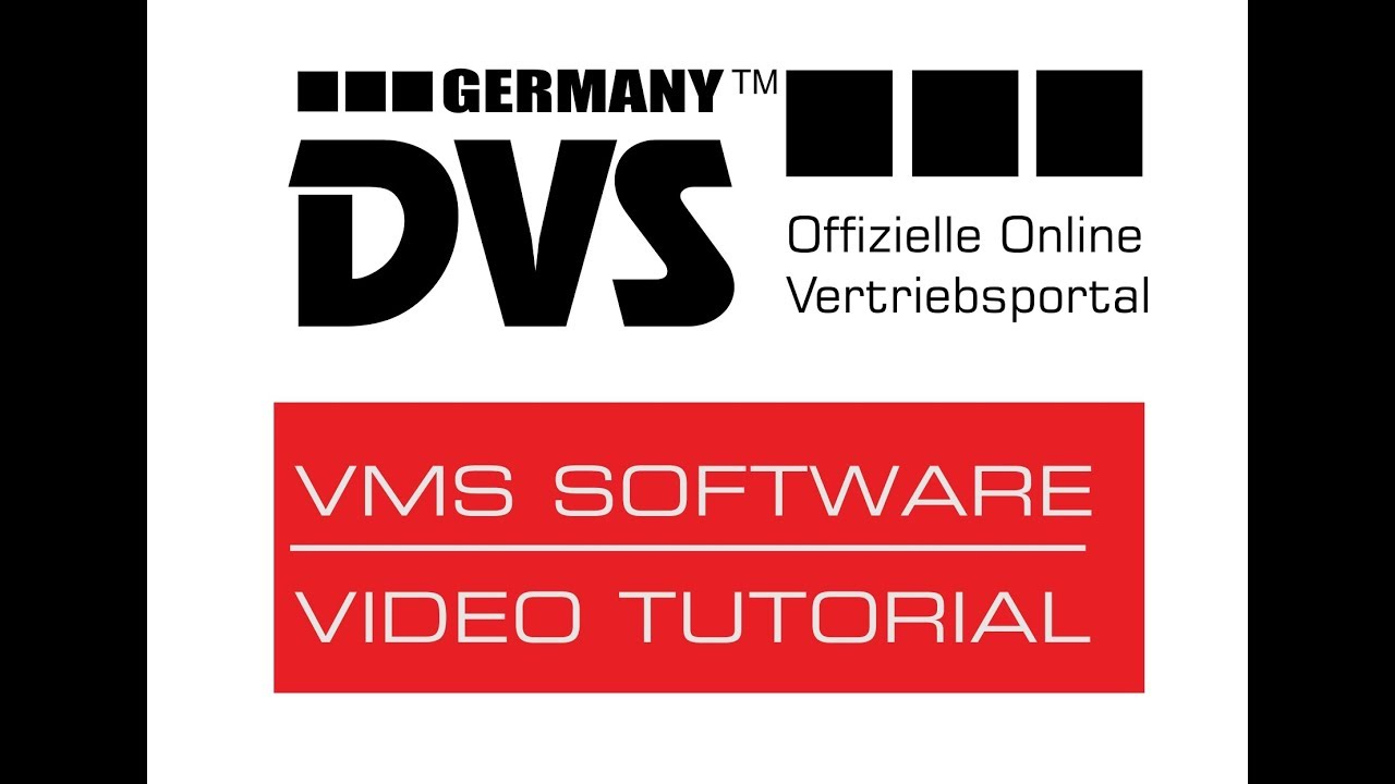 NEUE Version VMS Lite Software für Windows & MAC ab 8 2 X X